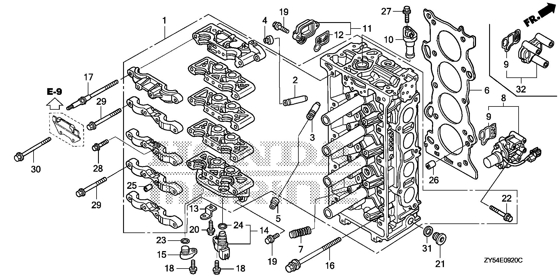 Honda Bf150 Outboard Wiring Diagram Dimensions Recon 90 Hp Yamaha On Marine Parts Look Up Official Site